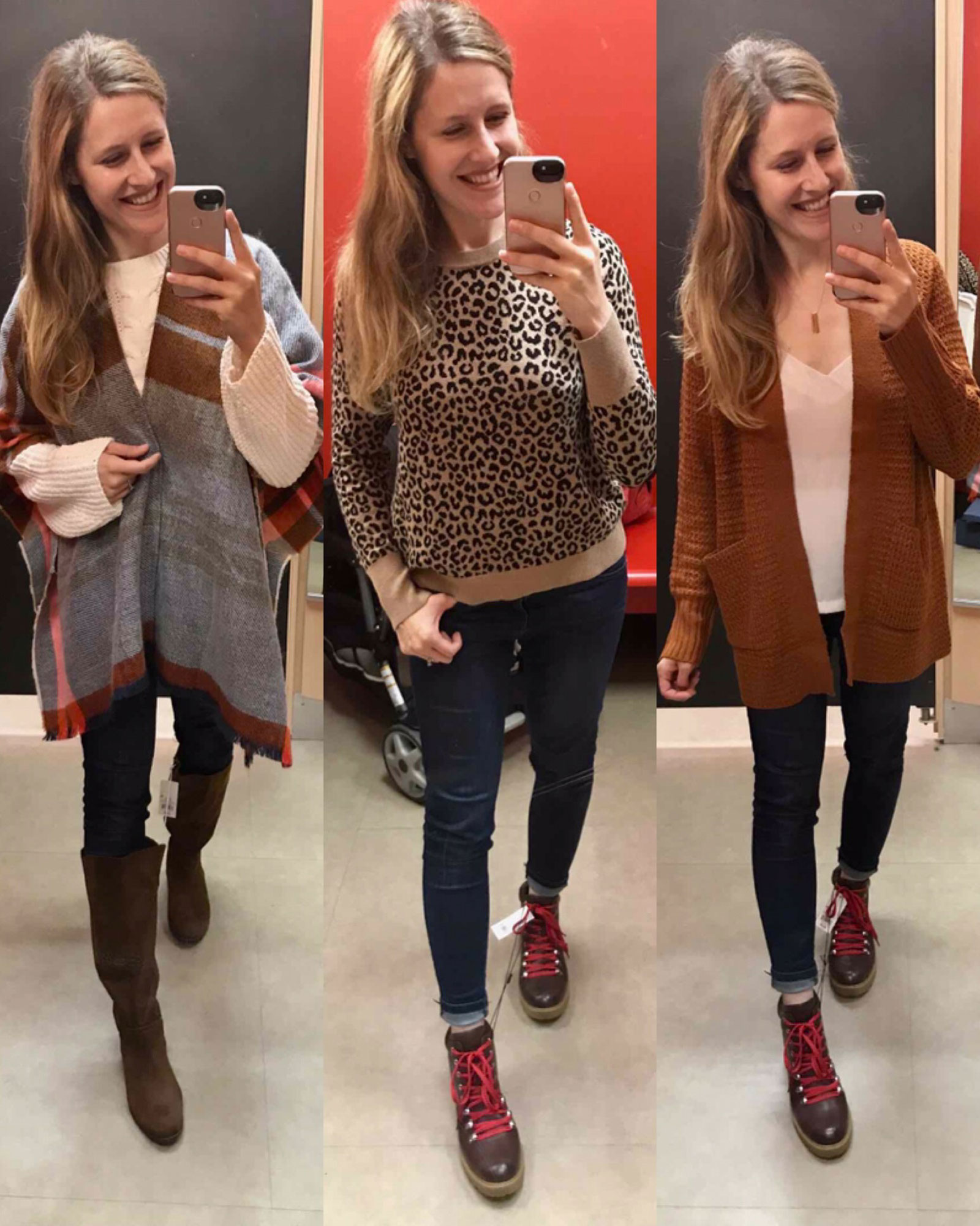This blogger finds the best outfits at Target!
