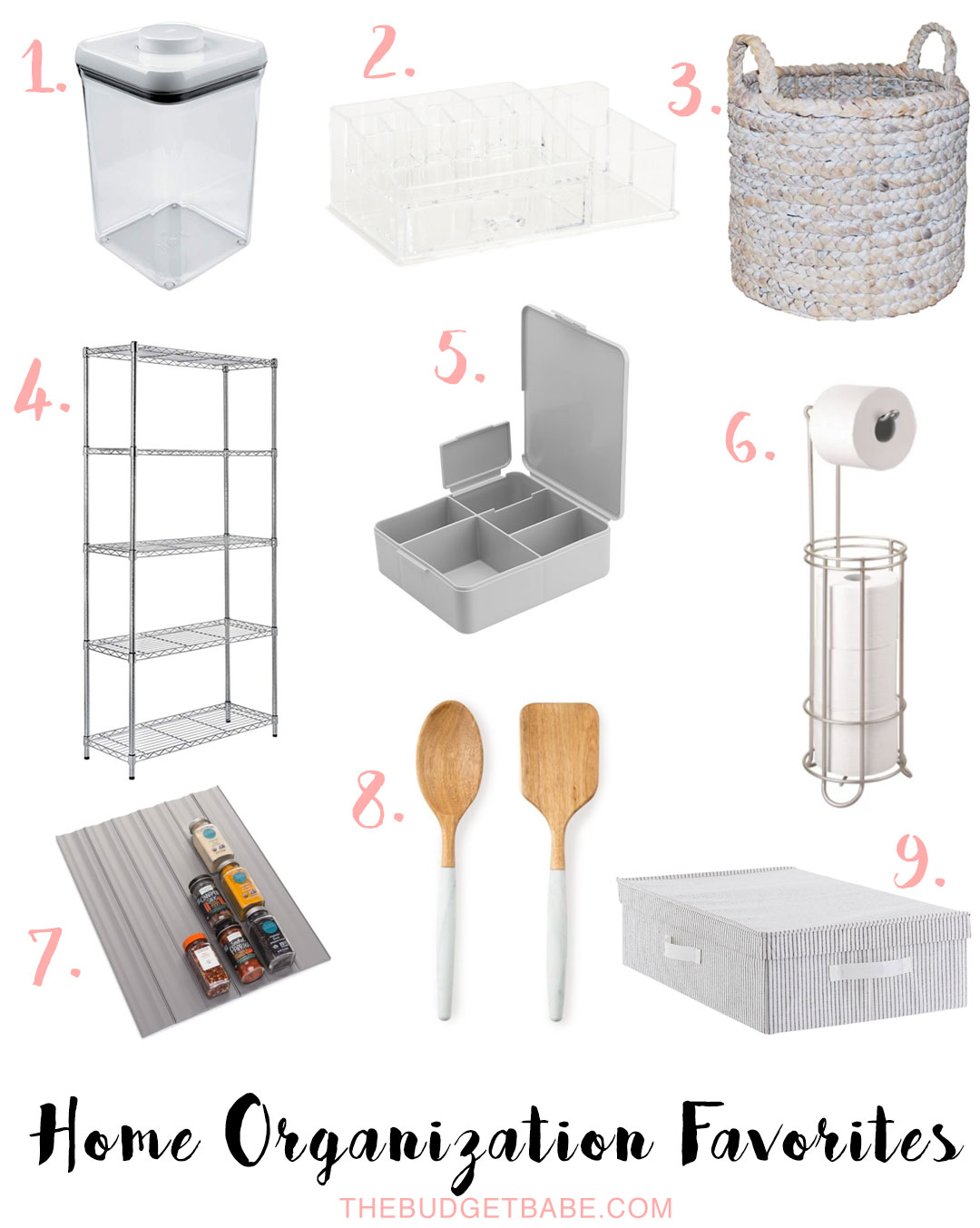 Organize on any budget with these top picks
