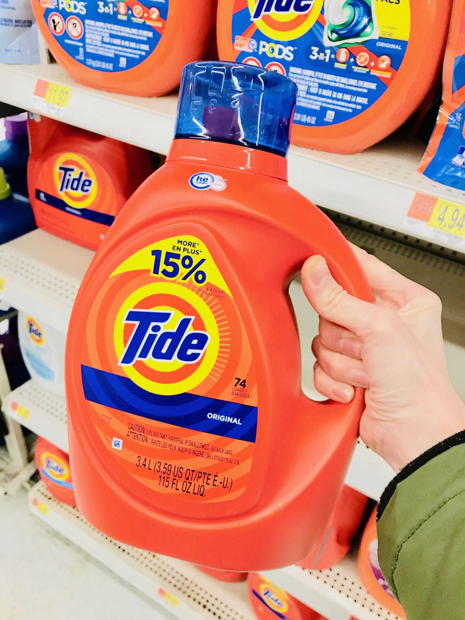 Print Tide coupons at home!