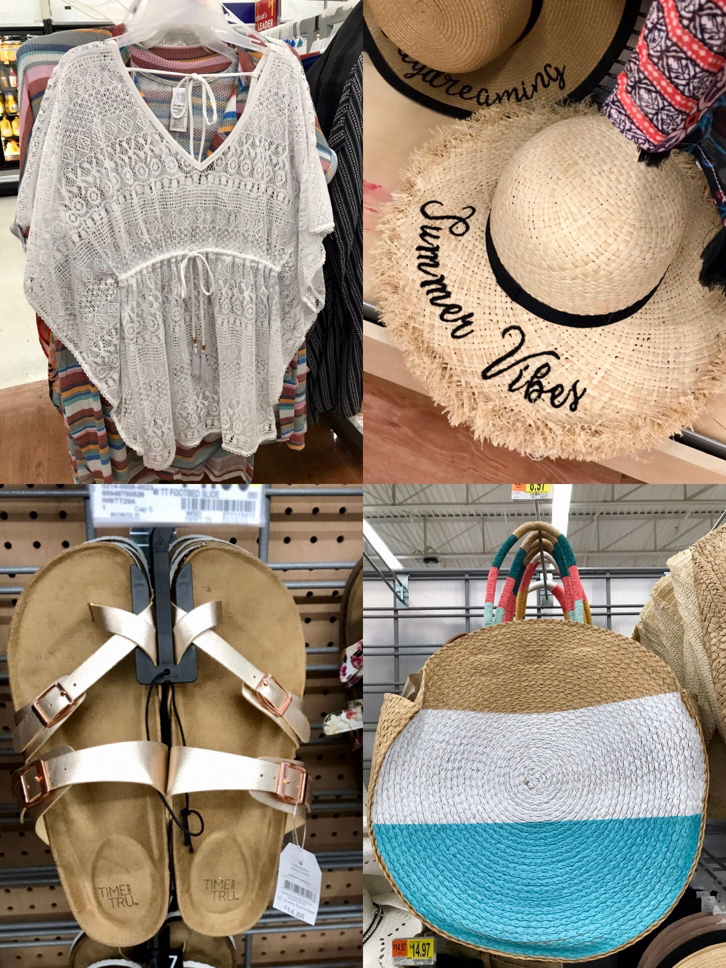 Walmart summer styles are so good!