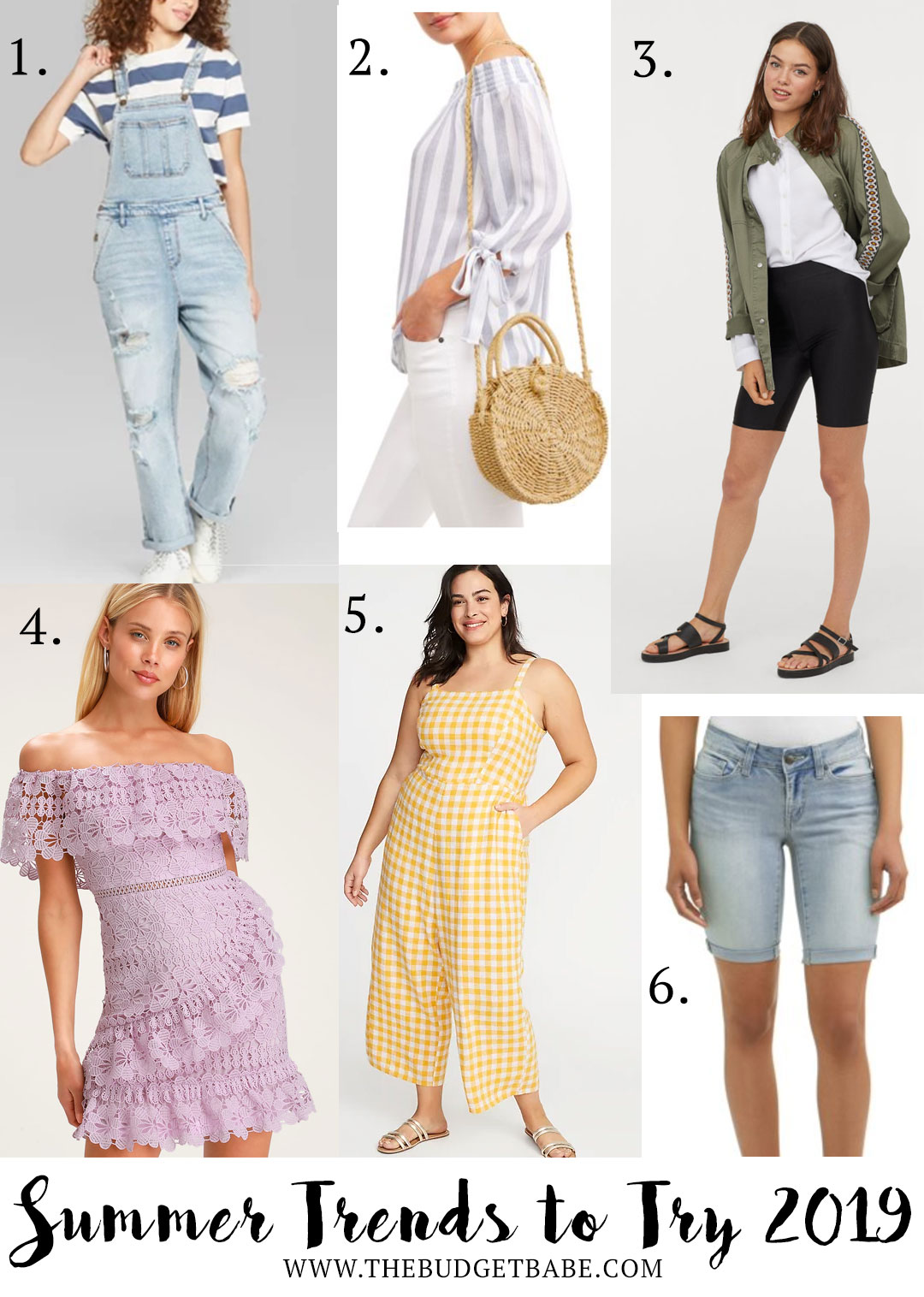 Summer Fashion Trends to Try in 2019