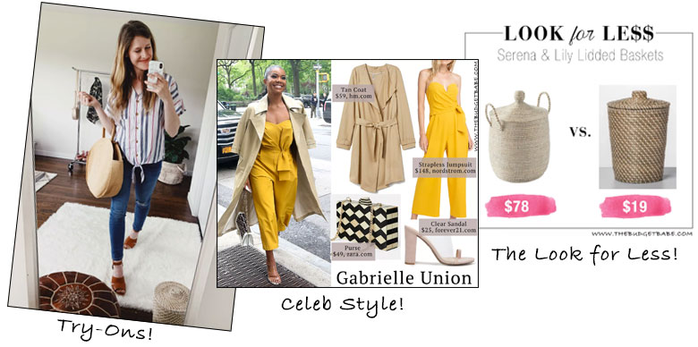 Top fashion blog featuring affordable outfit ideas, Walmart and Target shopping hauls and more