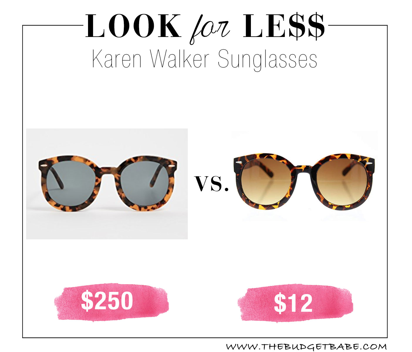 a5736f5fc48 The Look for Less - The Budget Babe | Affordable Fashion & Style Blog