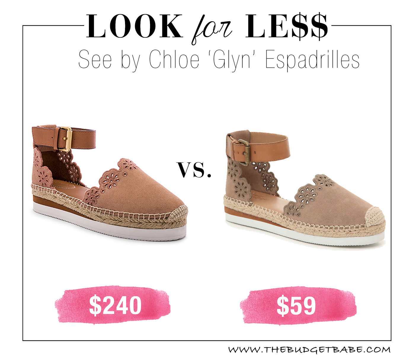 See by Chloe flower laser cut espadrille sandals look for less!