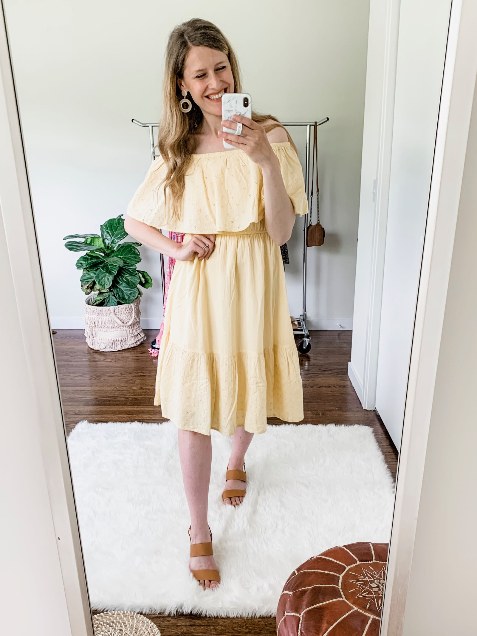 Summer dresses from the Sofia Vergara collection at Walmart - under $40!
