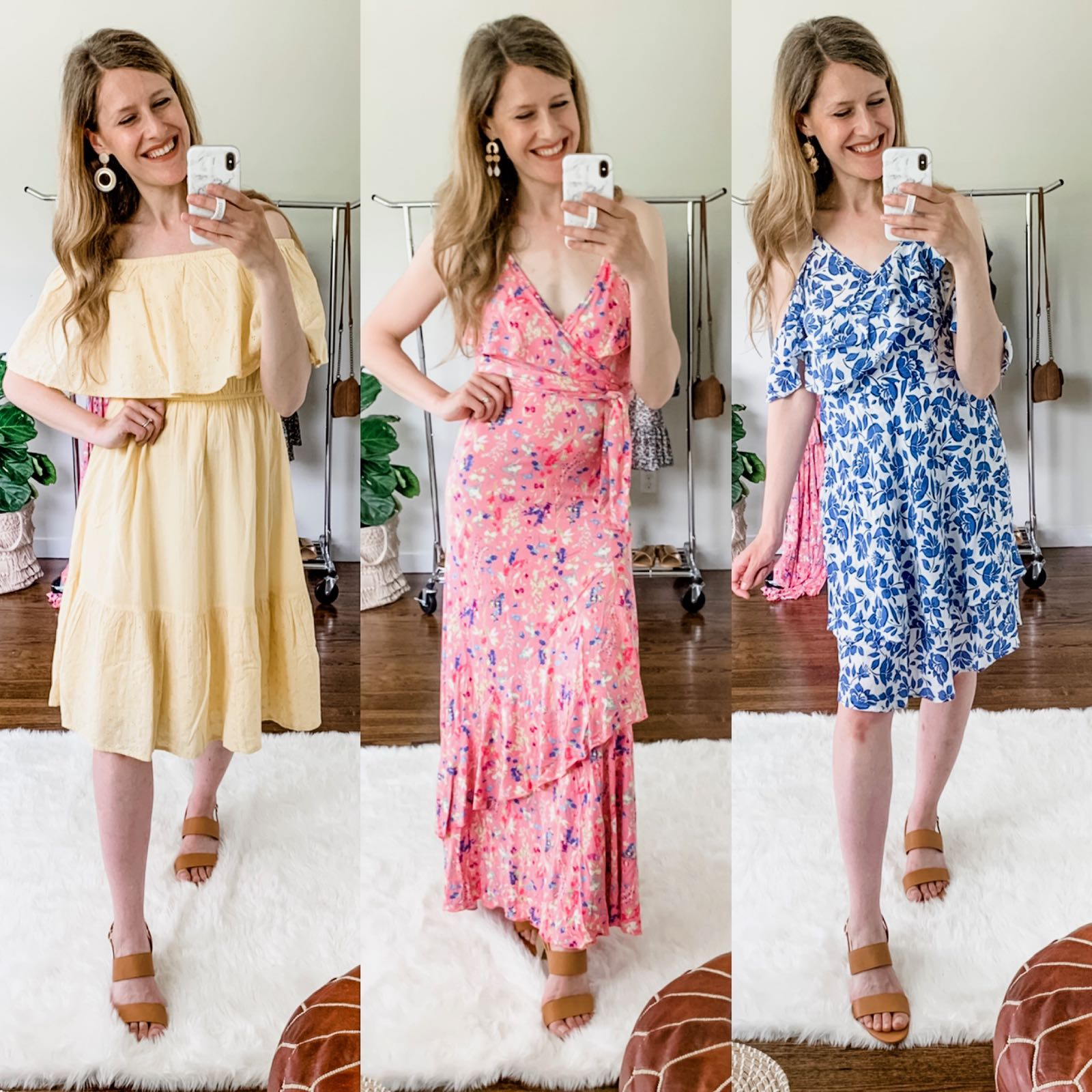 48717541bc0 Summer dresses from the Sofia Vergara collection at Walmart - under  40!