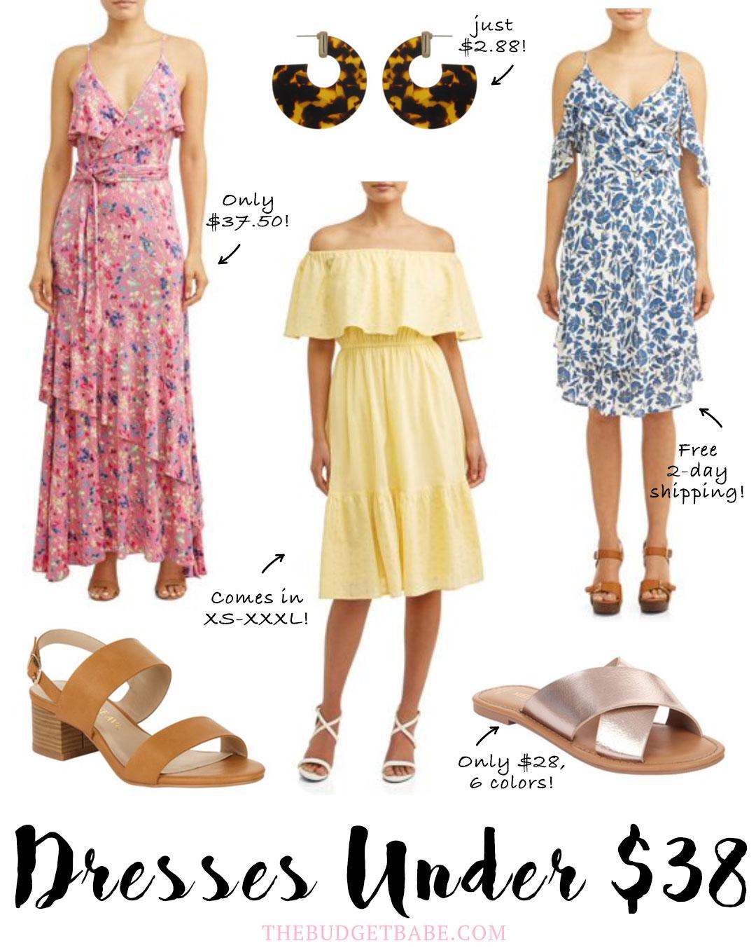 3a70a0d5b22 Such cute dresses under  40! Sofia Vergara at Walmart