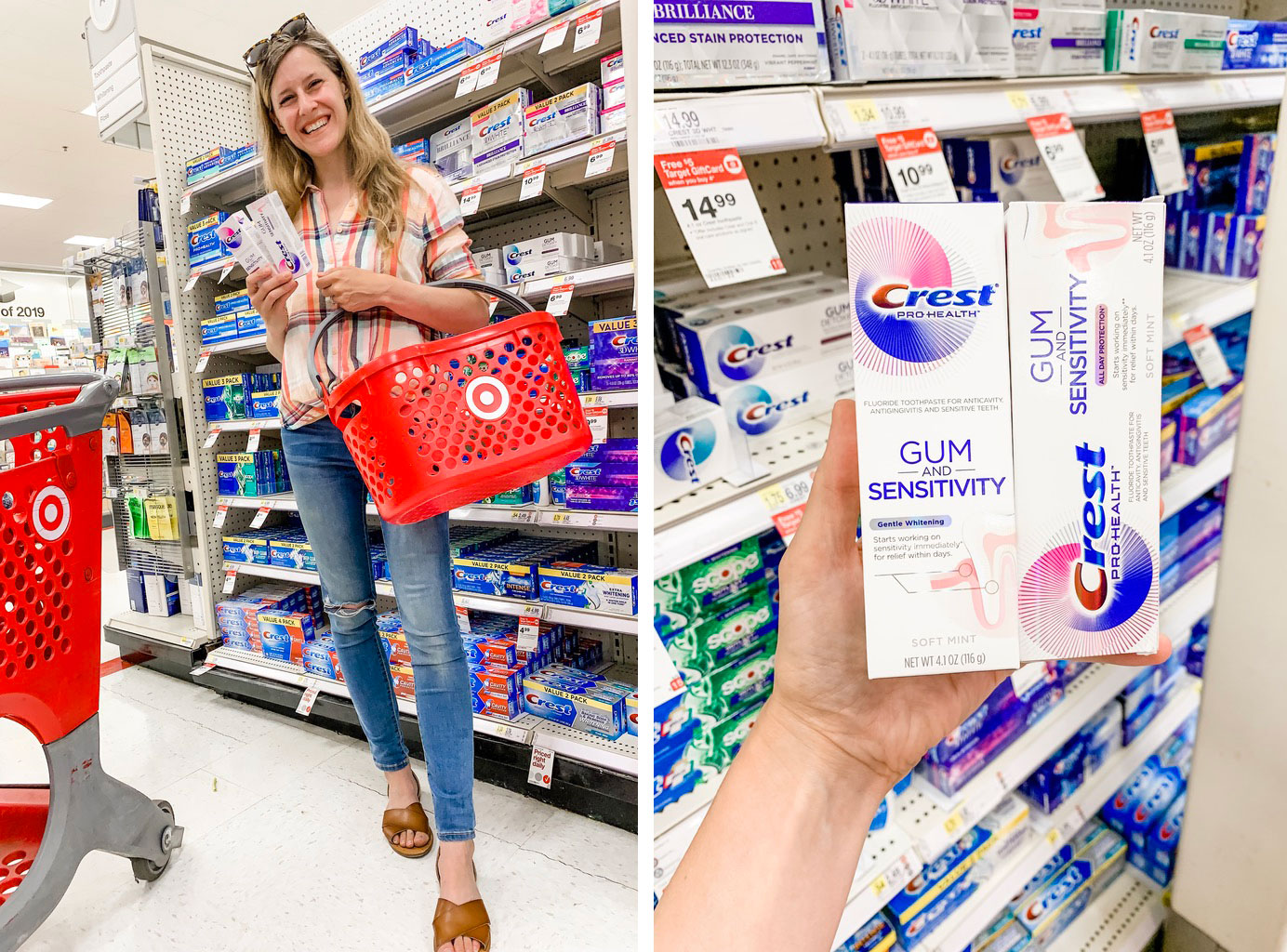 #ad Save $2 on new Crest Gum Sensitivity at Target