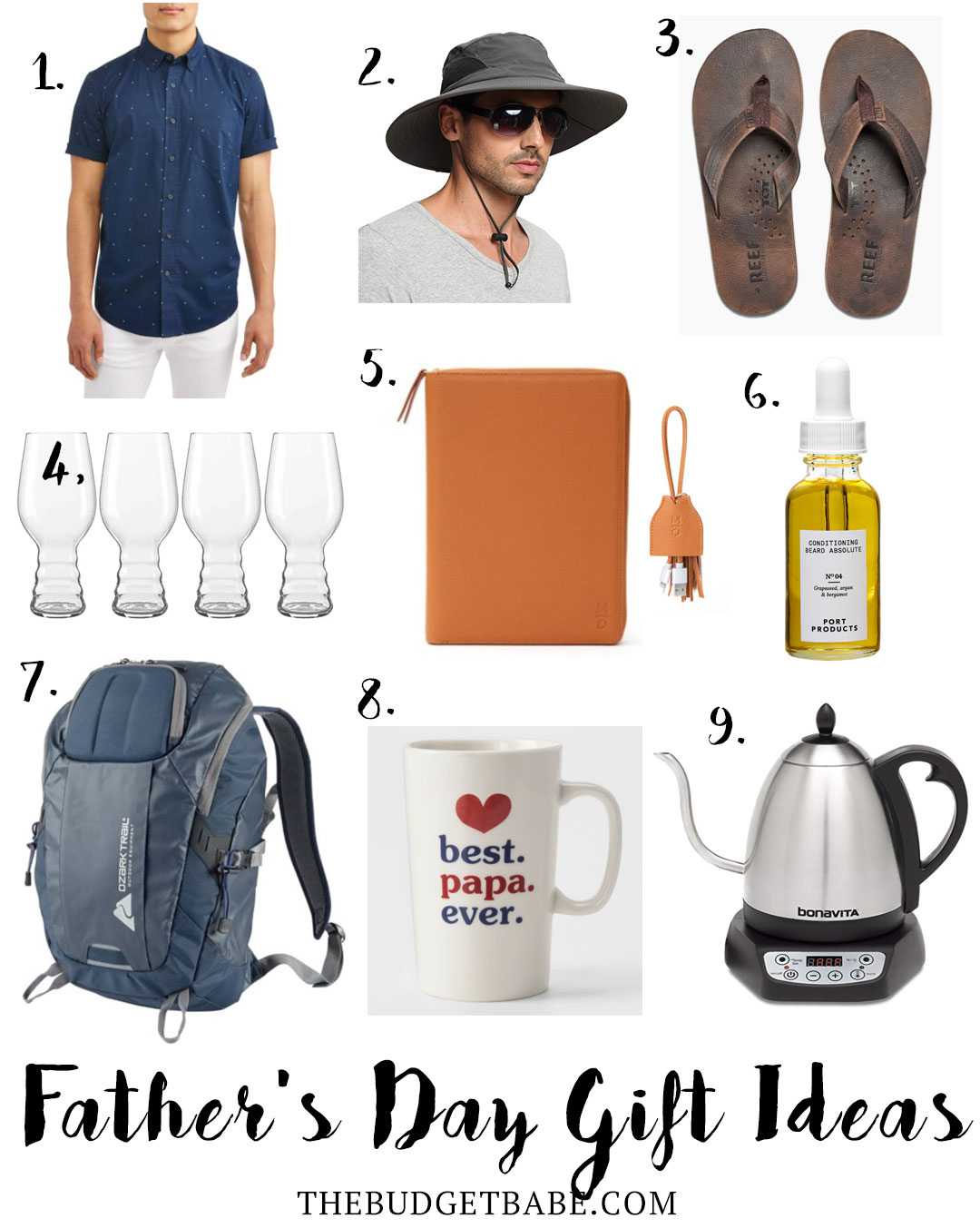 Father's Day gift ideas for any budget
