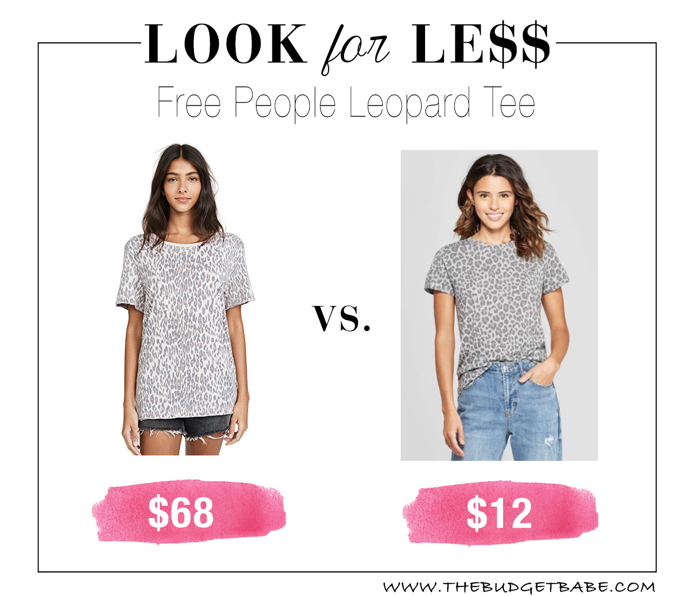 Need a leopard tee for fall