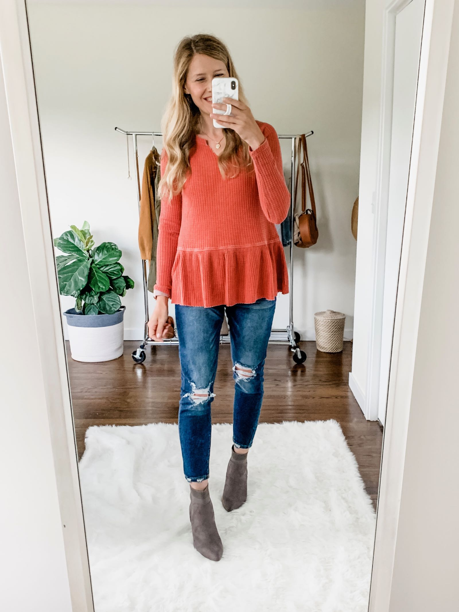 Walmart Fashion Blogger - Affordable Fall Outfit Ideas