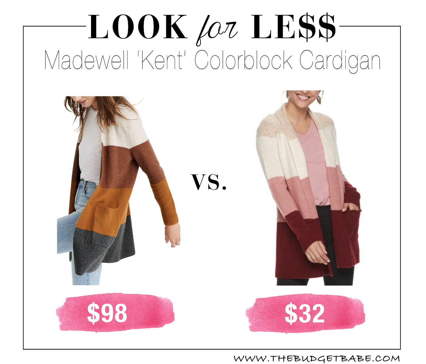 Looks like Madewell for less