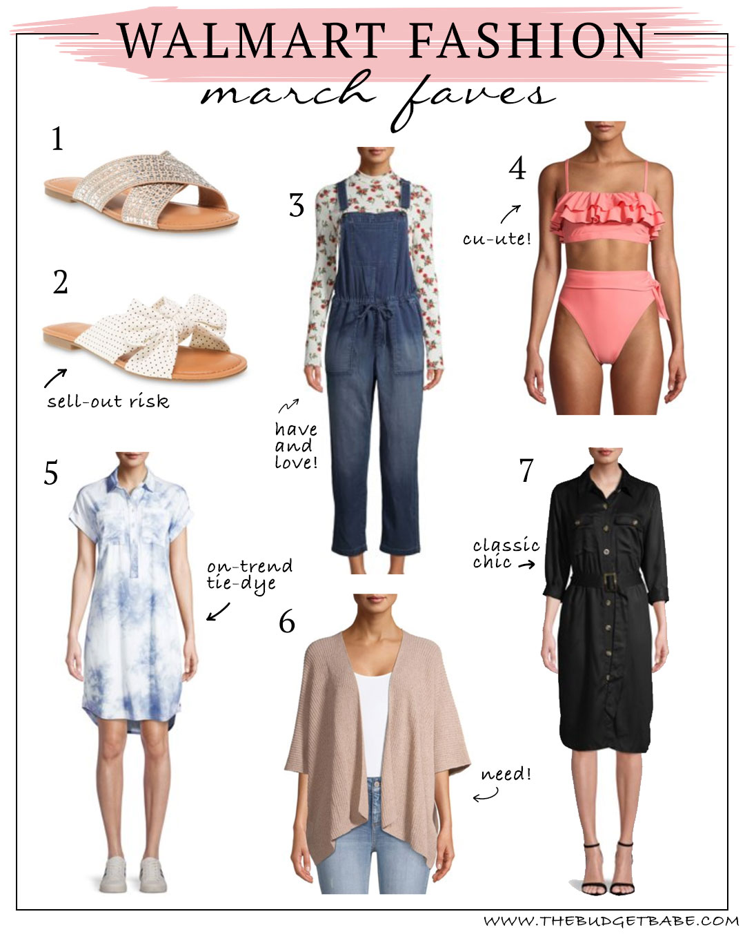 Wow need those overalls! So cute for $29! And the bow flats - adorable