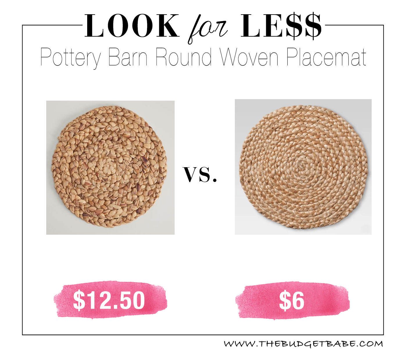 Pottery Barn look for less at Target