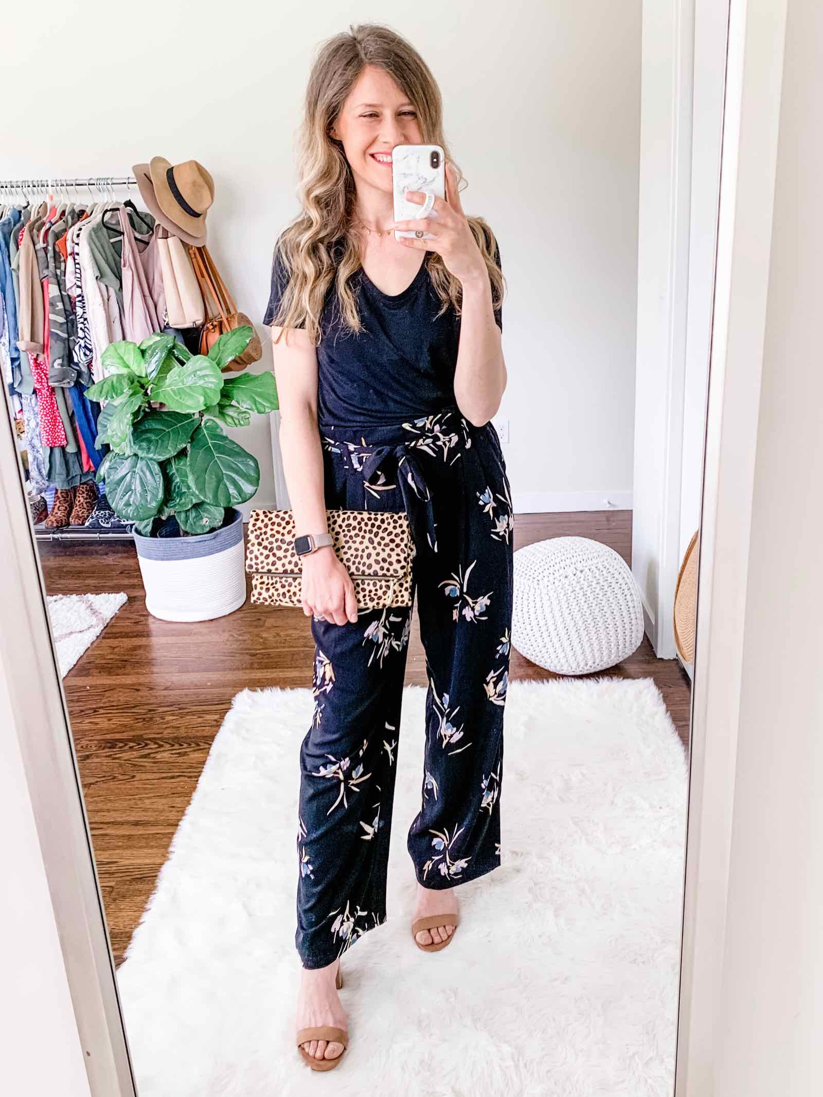 Wide leg pants by Knox Rose at Target