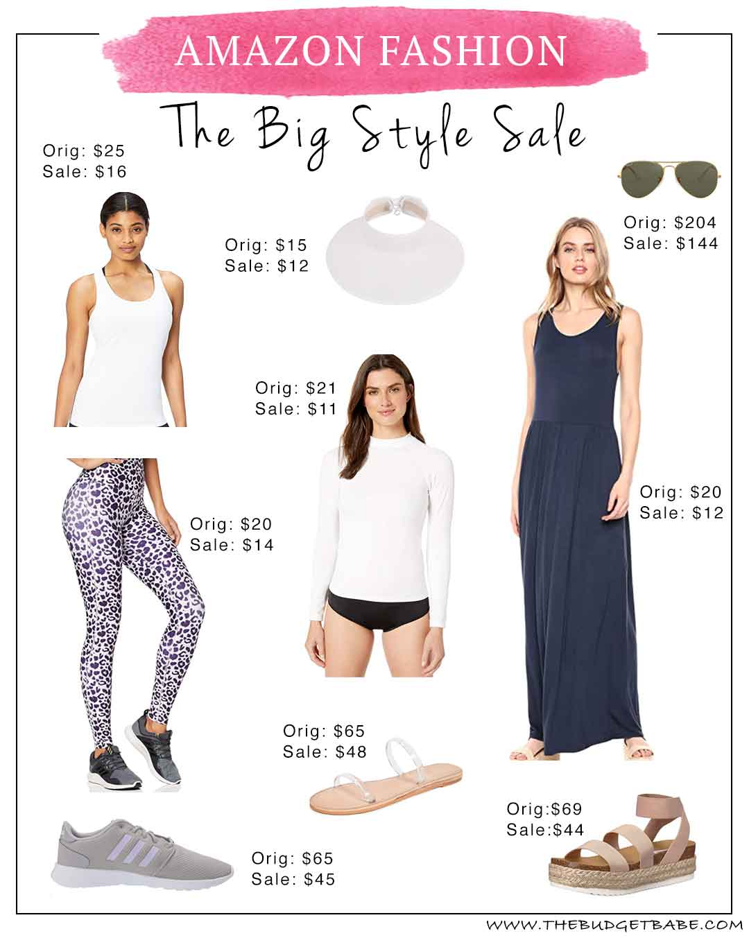 Amazon The Big Style Sale Picks