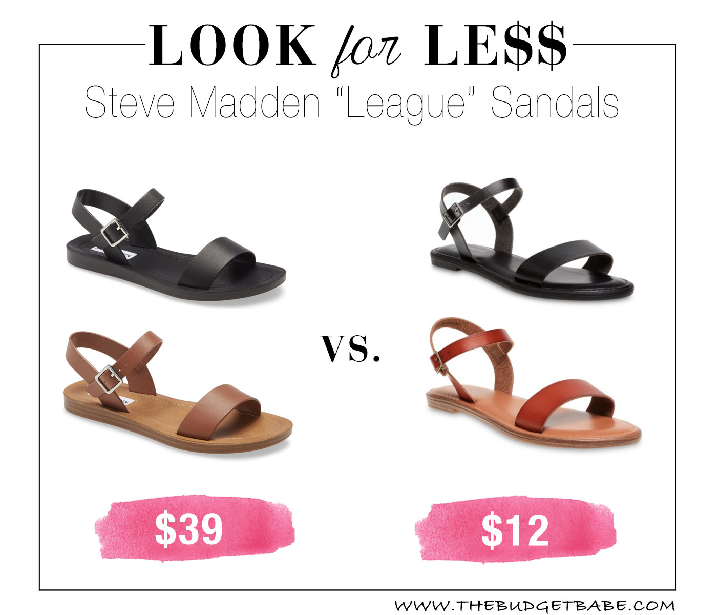 Steve Madden The Budget Babe Affordable Fashion Style Blog