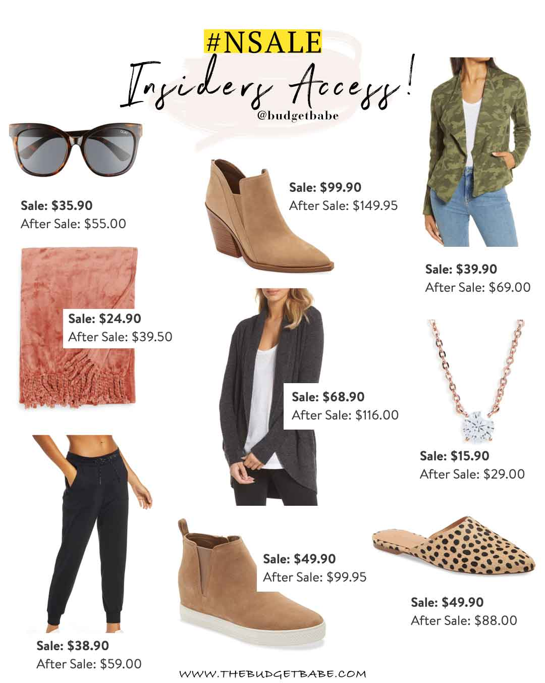 Nordstrom Picks Under $50