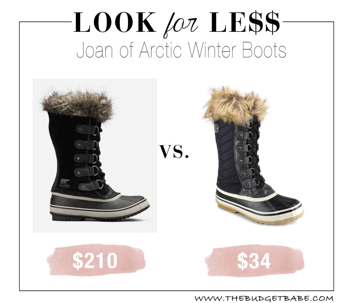 Joan of Arctic splurge or save winter boots