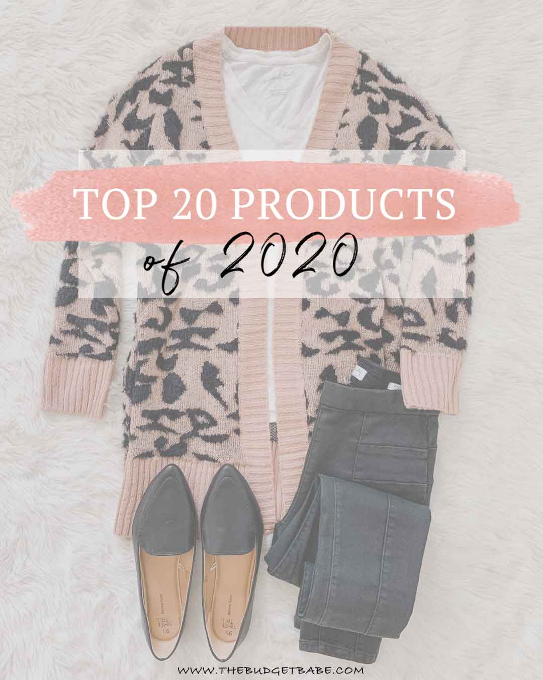 Top 20 Products of 2020