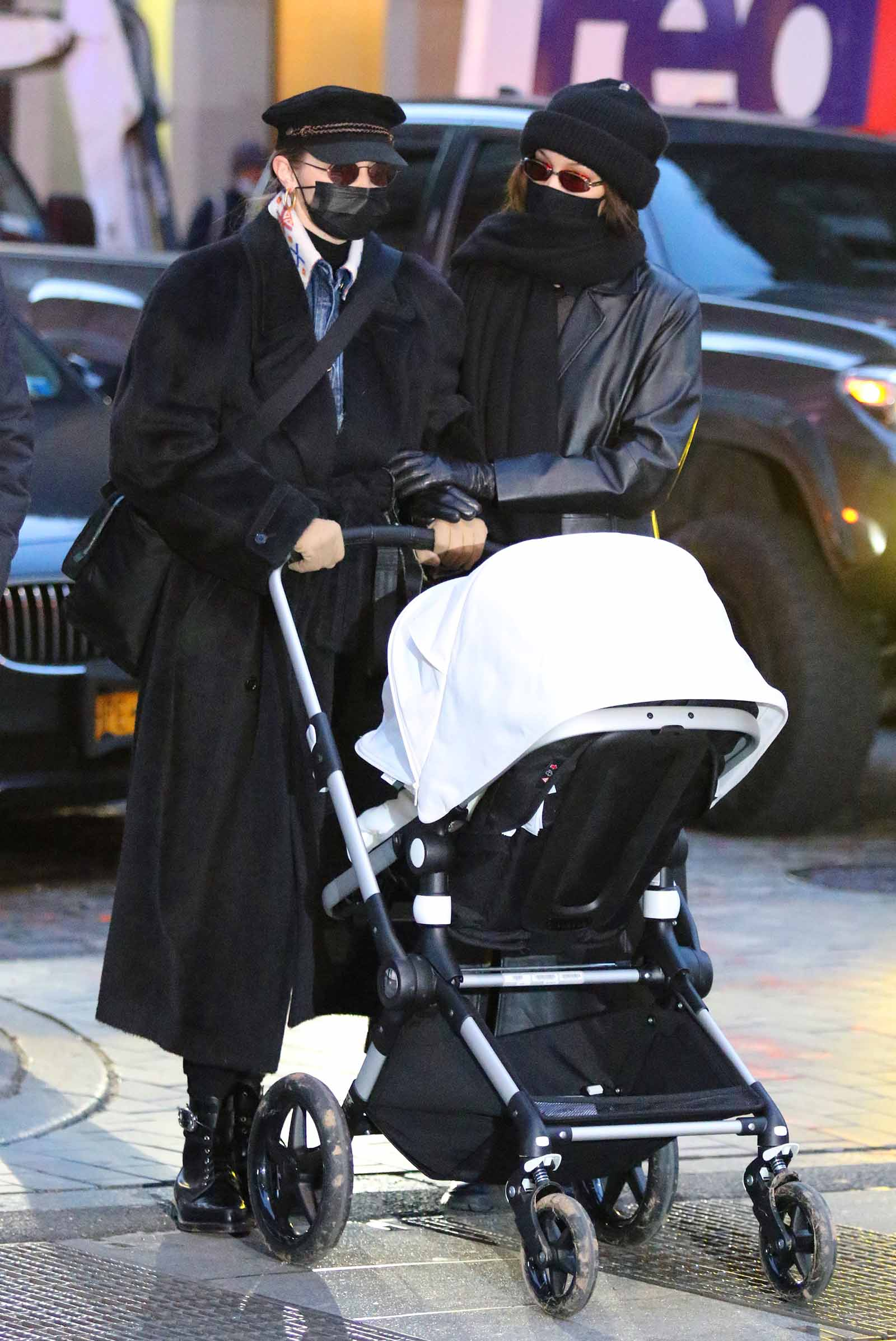 We love Gigi's Bugaboo Stroller!