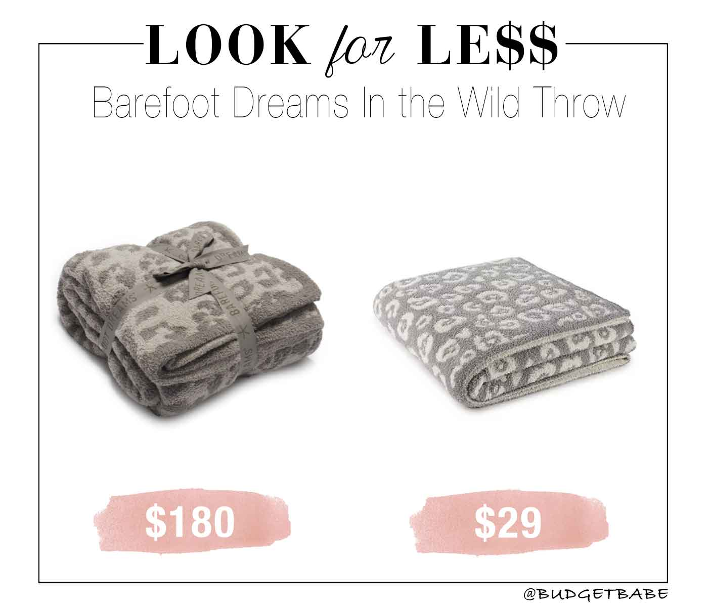 Barefoot Dreams blankets on major sale at Nordstrom Rack plus similar styles at Sam's Club!
