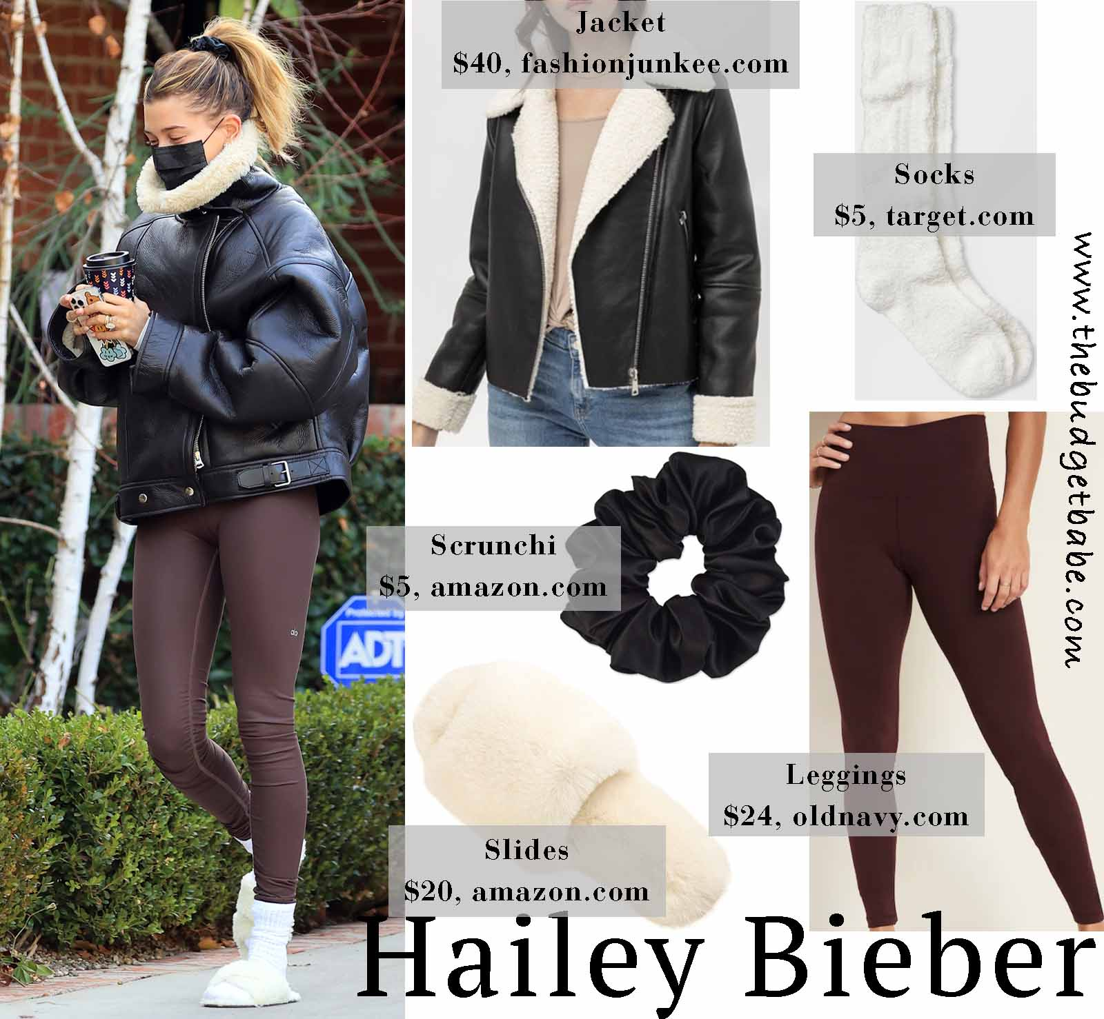 Hailey's jacket is our new favorite!