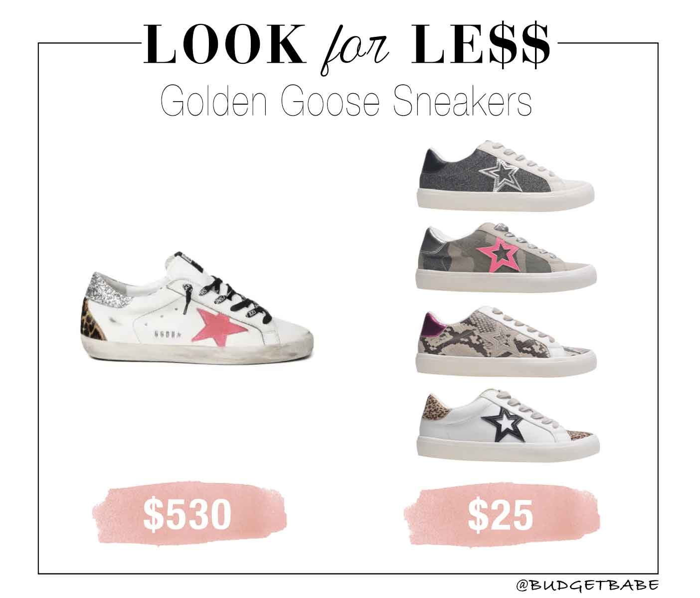 Walmart star sneakers for $24.98! Want them all