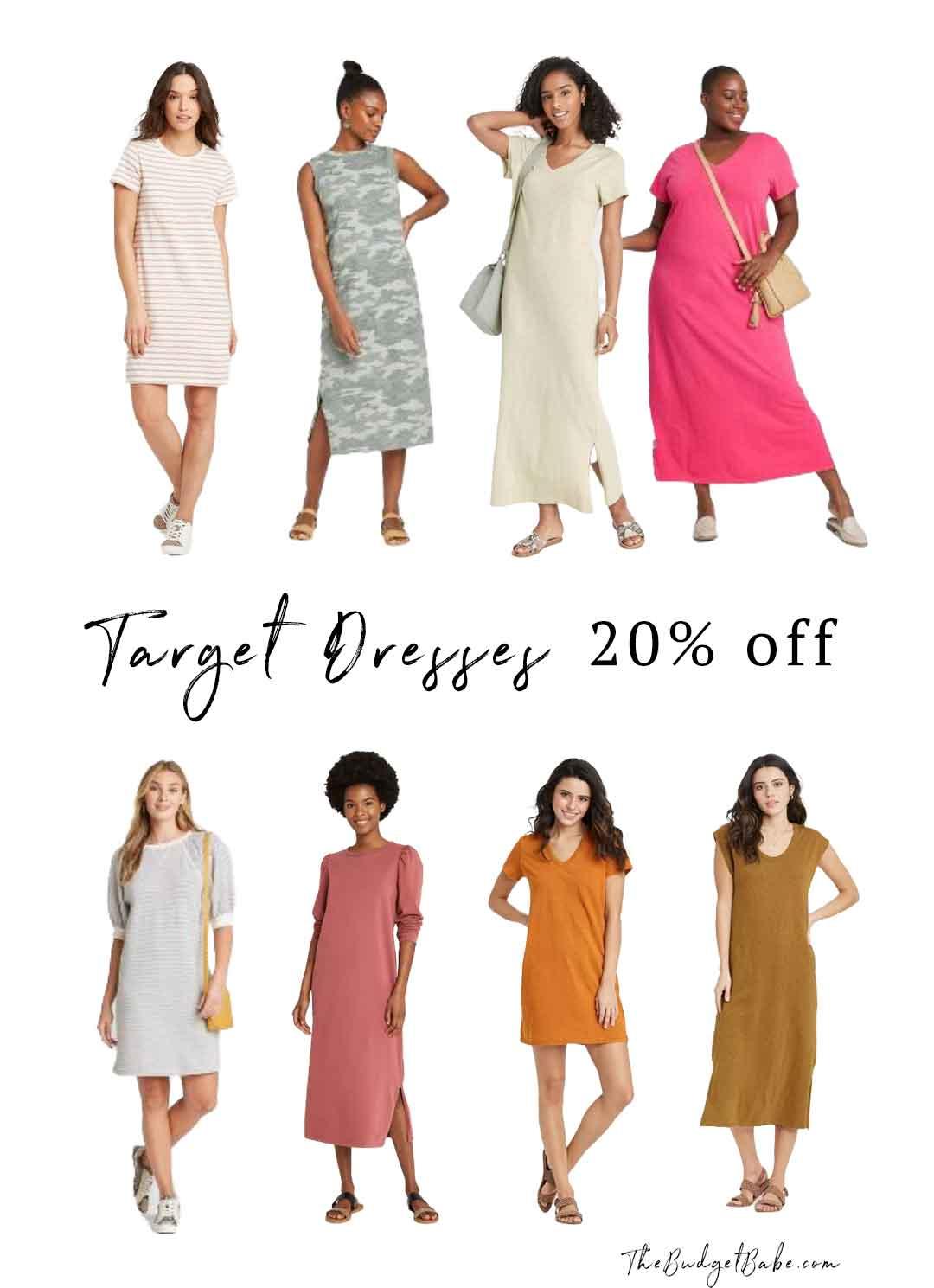 Target Dresses on Sale!