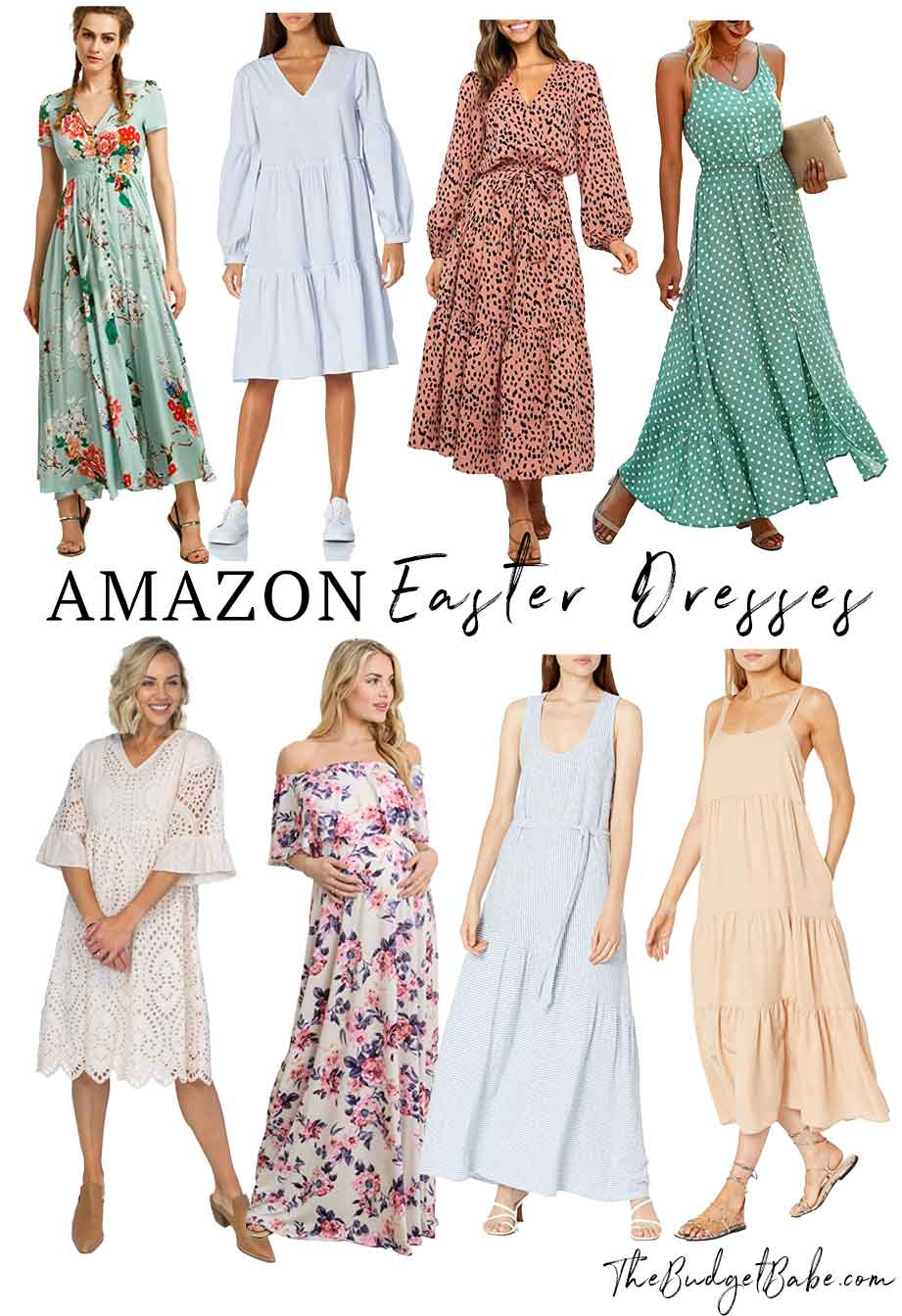 Amazon Easter Dresses for Spring Occasions