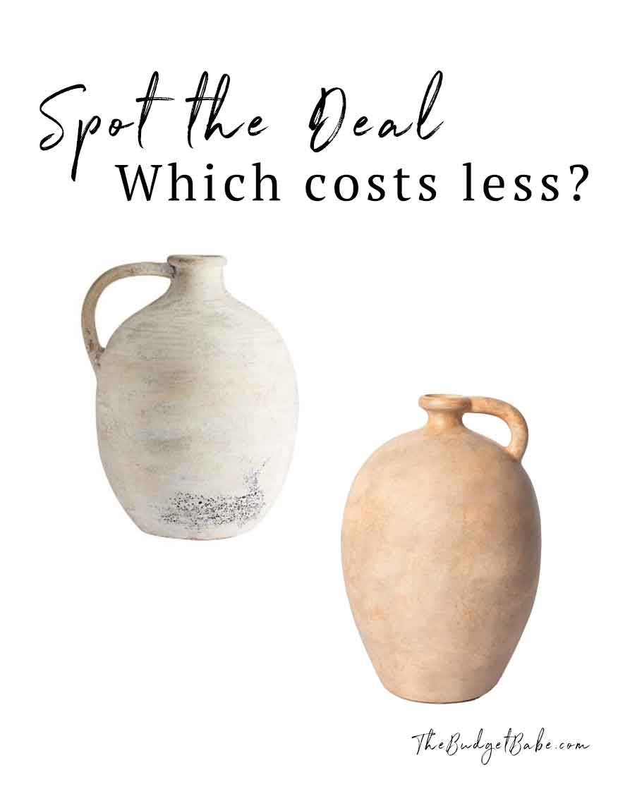 Spot the Deal: Which Jug Costs Less?