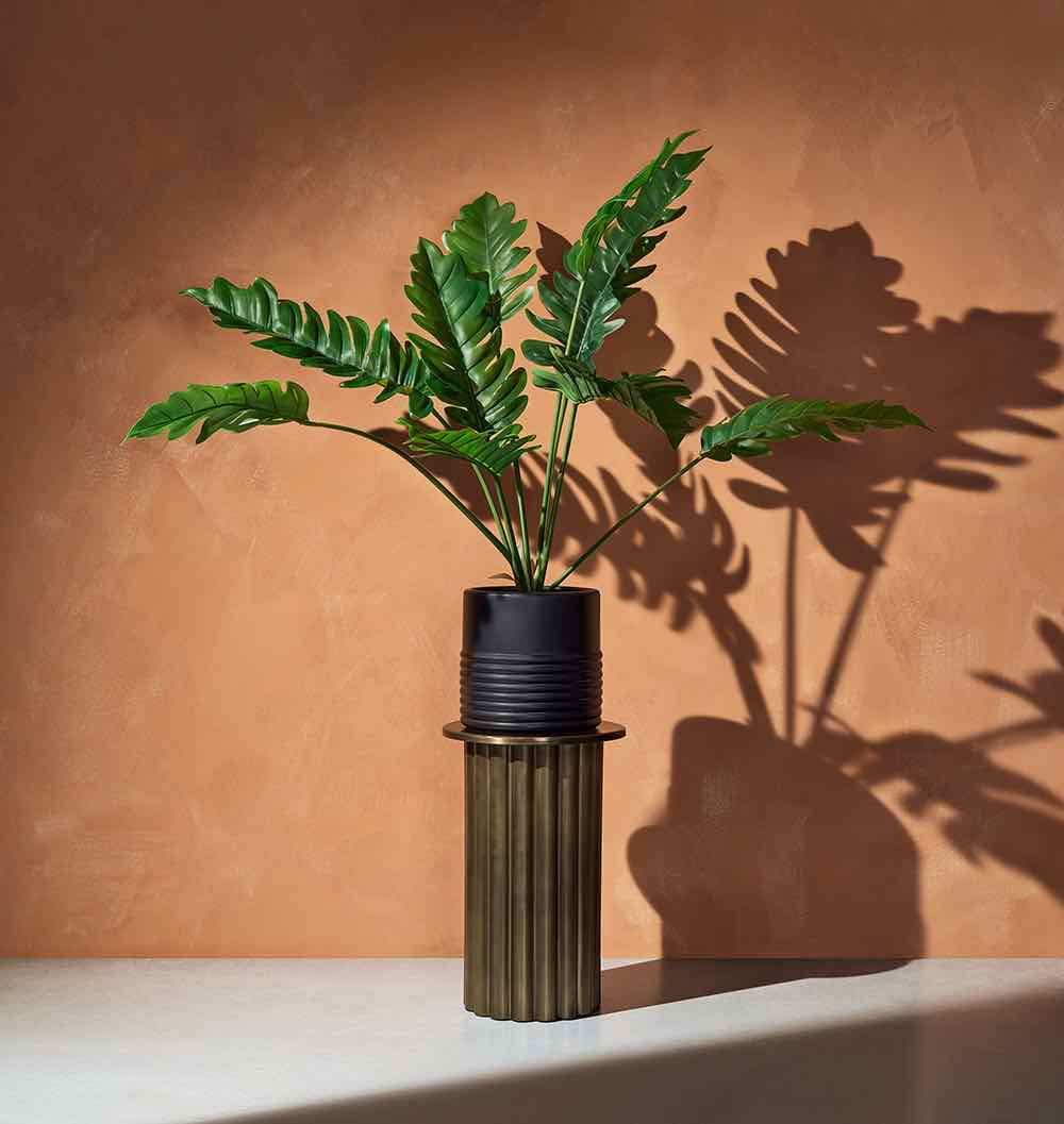 Hilton Carter for Target | First of its kind collaboration featuring faux and real plants and gardening accessories