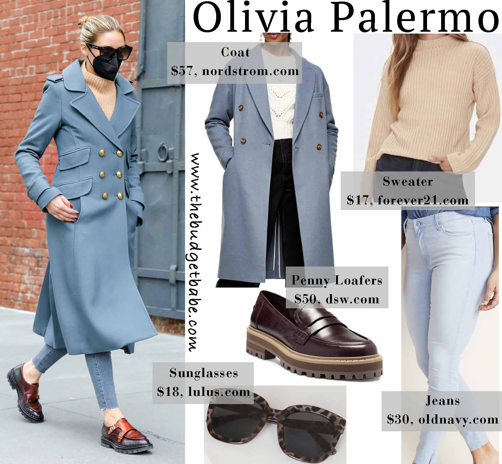 Olivia's style is timeless!
