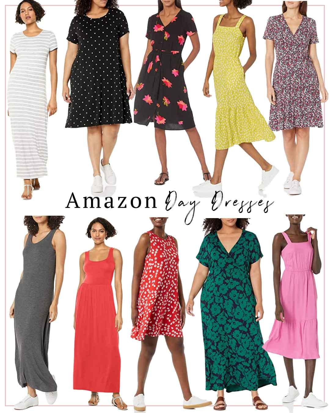 Amazon Day Dresses Under $30