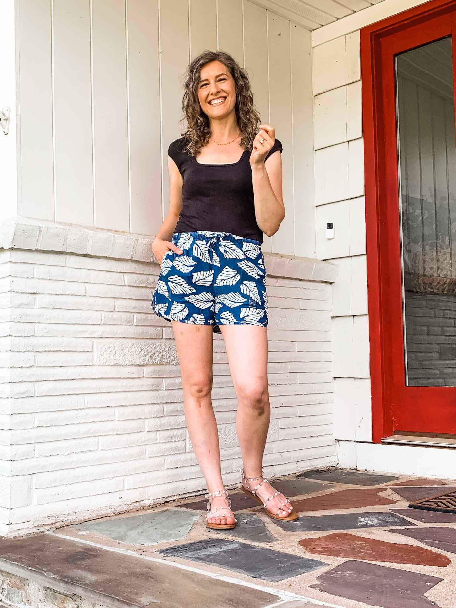 Montaje sin Walmart    Ideas de atuendos de verano con The Budget Babe