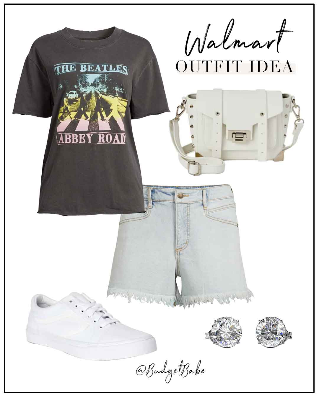 A Week's Worth of Summer Outfits with Walmart