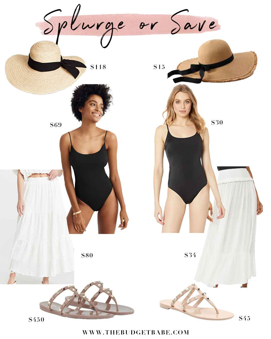 Splurge or Save on this beach outfit!