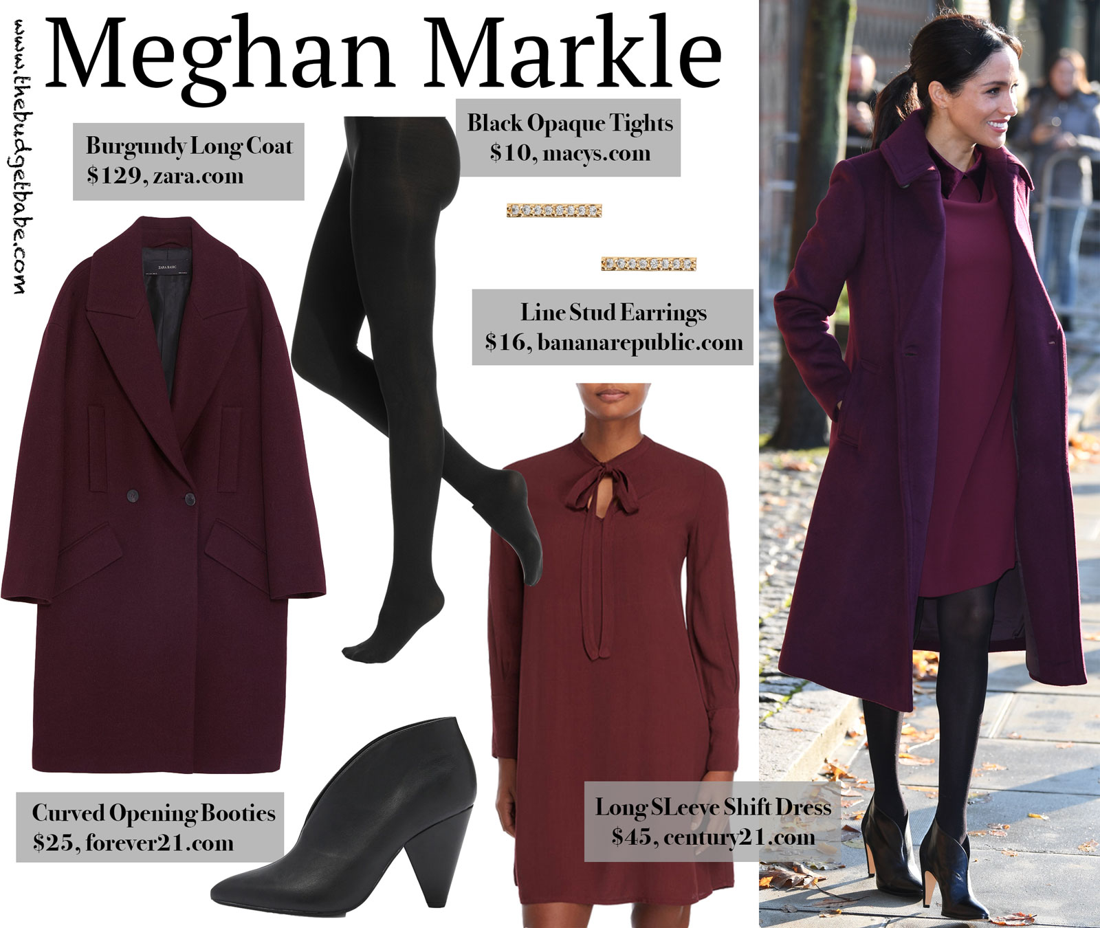 6f630bc0656 Royal Look for Less  Meghan Markle s Givenchy Boots and Club.