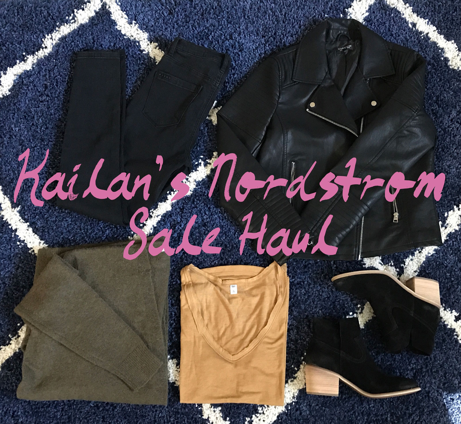 Kailan's 2018 Nordstrom Sale Haul Try-On