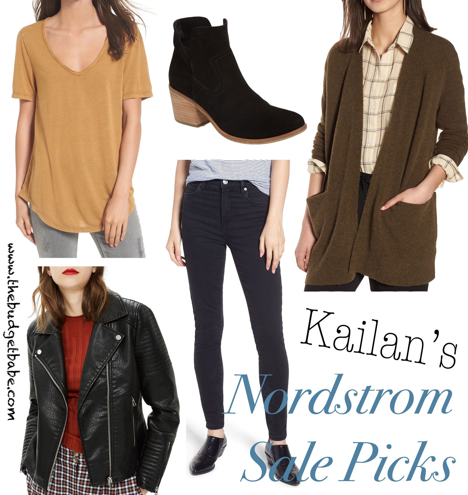 Kailan's 2018 Nordstrom Sale Picks